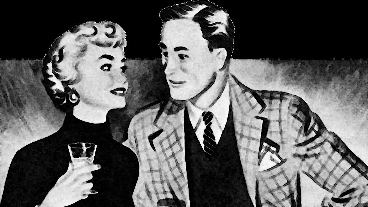 Dating knigge frau Dating-Knigge: Damals und heute, Leben