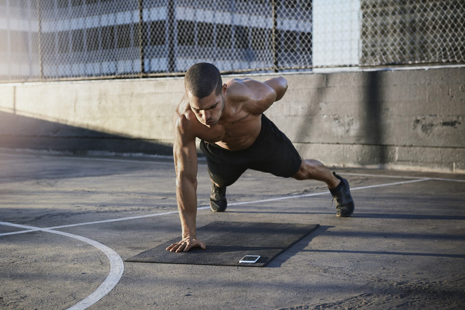 Bodyweight Freeletics TheMan