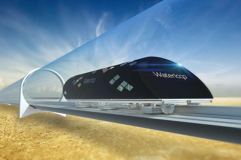 Hyperloop TheMan