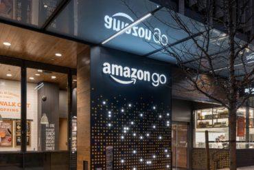 Amazon Go Supermarkt der Zukunft