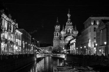 Reisen nach St. Petersburg