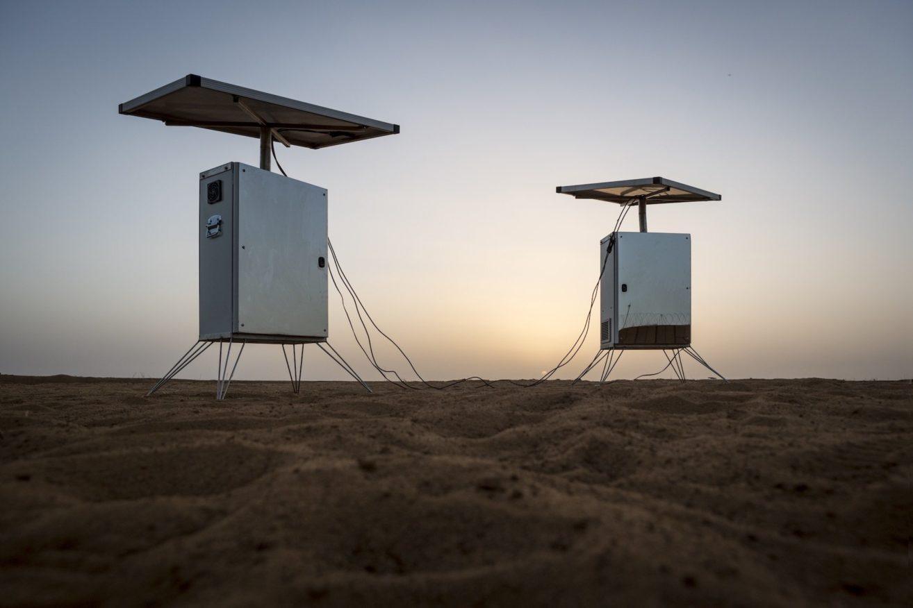 Wasser in der Wüste TheMan