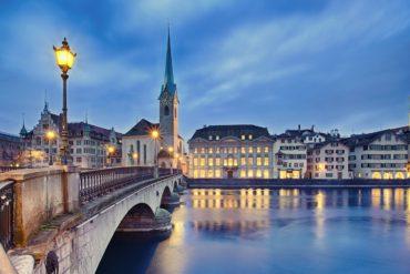 Zürich - Eine Reise wert