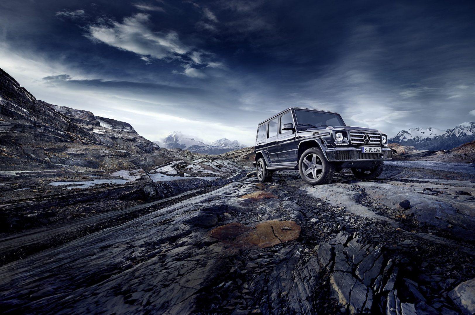 Mercedes Benz G-Klasse
