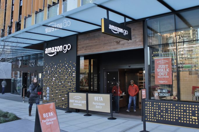 Amazon Go Shop