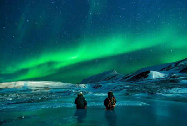 Polarlichter - Expedition