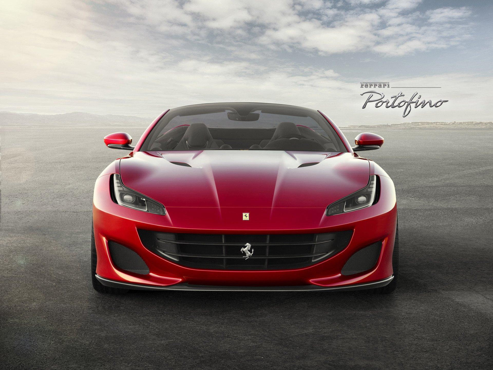 Ferrari Portofino Exterieur