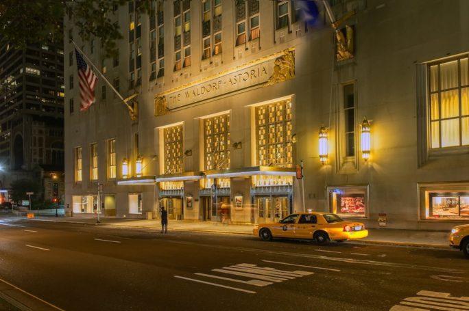 Waldorf-Astoria Hotel