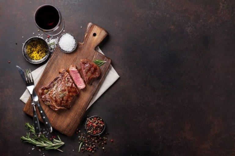 steak braten