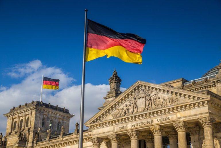 Deutschland Bundestag
