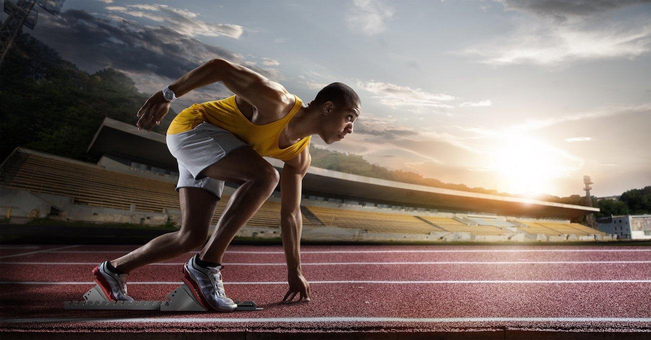 Selbstdisziplin Sport