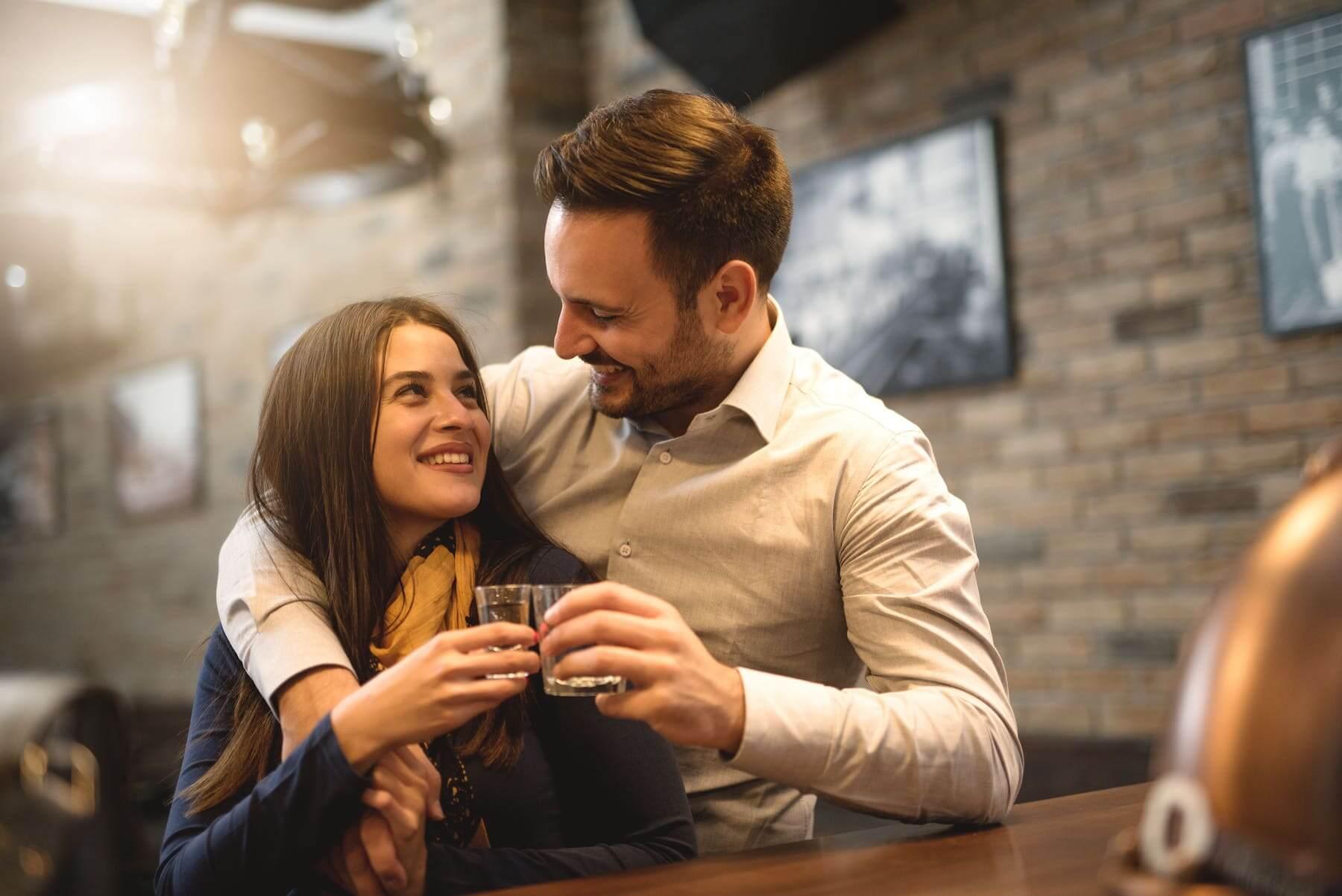 Merkmale des Dating-Partners